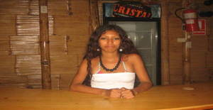 Morocha1510 33 years old I am from Lima/Lima, Seeking Dating Marriage with Man