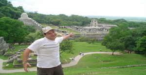 Guillermoy 46 years old I am from Villahermosa/Tabasco, Seeking Dating Friendship with Woman