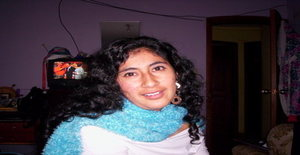 Mafersita 35 years old I am from Riobamba/Chimborazo, Seeking Dating Friendship with Man