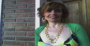 Alexa1967 51 years old I am from Ingeniero Maschwitz/Buenos Aires Province, Seeking Dating Friendship with Man