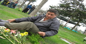 Jose500 57 years old I am from Lima/Lima, Seeking Dating Friendship with Woman