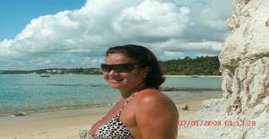 Natalis 59 years old I am from Porto Seguro/Bahia, Seeking Dating Friendship with Man