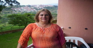 Luzmita56 62 years old I am from Bucaramanga/Santander, Seeking Dating Marriage with Man