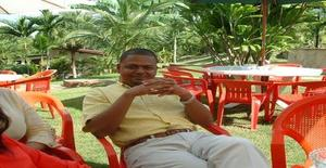Negro_chulo 45 years old I am from Santo Domingo/Santo Domingo, Seeking Dating with Woman