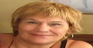 Maryhaydee 67 years old I am from Villa Carlos Paz/Cordoba, Seeking Dating Friendship with Man