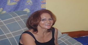 Luna-60- 72 years old I am from Santo Domingo/Distrito Nacional, Seeking Dating Friendship with Man