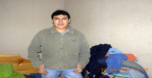 Gonzalo2905 39 years old I am from Lima/Lima, Seeking Dating with Woman