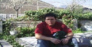 Garrero22 34 years old I am from Santiago/Region Metropolitana, Seeking Dating Friendship with Woman