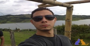 Juansz 33 years old I am from Medellin/Antioquia, Seeking Dating Friendship with Woman
