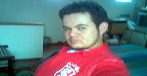 Darkroman 30 years old I am from Bogota/Bogotá dc, Seeking Dating Friendship with Woman