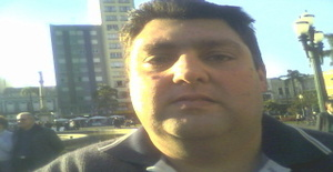 Gauchoricky 43 years old I am from Caxias do Sul/Rio Grande do Sul, Seeking Dating with Woman