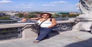 Gatinha47 61 years old I am from Barcelona/Cataluña, Seeking Dating Friendship with Man
