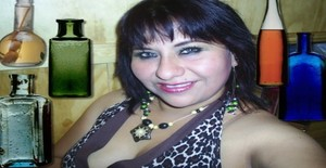 Xiomara77 49 years old I am from San Luis Potosi/San Luis Potosi, Seeking Dating Friendship with Man
