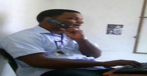 Junior_perdomo 35 years old I am from Santo Domingo/Santo Domingo, Seeking Dating with Woman