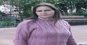 Araceli4455 63 years old I am from Puerto Rico/Misiones, Seeking Dating with Man