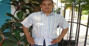 Macguiver 39 years old I am from Monteria/Cordoba, Seeking Dating Friendship with Woman