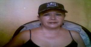 Lyzy 57 years old I am from Matamoros/Tamaulipas, Seeking Dating Friendship with Man
