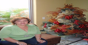 Isabelle54 64 years old I am from Cali/Valle Del Cauca, Seeking Dating with Man
