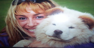 Alma 46 years old I am from Rosario/Santa fe, Seeking Dating Friendship with Man