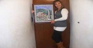 Alejandra42 48 years old I am from Villa Mercedes/San Luis, Seeking Dating Friendship with Man