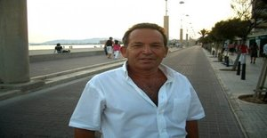 Manu-50 67 years old I am from Gandia/Comunidad Valenciana, Seeking Dating Friendship with Woman