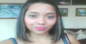 Yuliii 25 years old I am from Panama City/Panama, Seeking Dating Friendship with Man