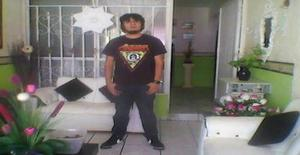Oswald_thrasher 26 years old I am from Aguascalientes/Aguascalientes, Seeking Dating with Woman