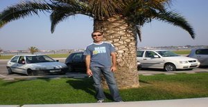 Rafael1969 48 years old I am from Faro/Algarve, Seeking Dating Friendship with Woman