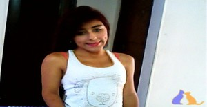 Carolina medina 22 years old I am from Cali/Valle del Cauca, Seeking Dating Friendship with Man