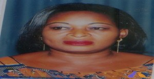 simonealima 50 years old I am from Yaoundé/Centre, Seeking Dating Friendship with Man