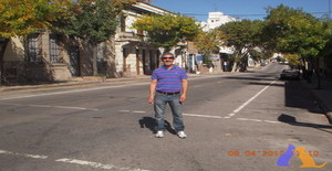 Miguel3344 59 years old I am from Sayago/Montevideo, Seeking Dating Friendship with Woman