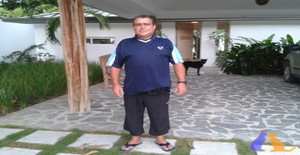 caracoy 54 years old I am from La Chorrera/Panama, Seeking Dating Friendship with Woman