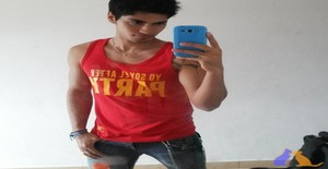 Azazzel 26 years old I am from Panama City/Panama, Seeking Dating Friendship with Woman
