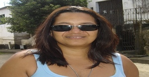 Mulataassanhada 51 years old I am from Itacaré/Bahia, Seeking Dating Friendship with Man