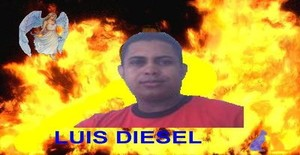 Luisdiesel 44 years old I am from Santiago/Santiago, Seeking Dating Friendship with Woman