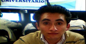 Sebasc 33 years old I am from Cuenca/Azuay, Seeking Dating Friendship with Woman