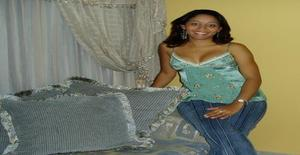 Lyndina 36 years old I am from Santo Domingo/Distrito Nacional, Seeking Dating with Man